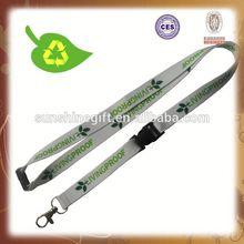 promotional round cord woven neck lanyard 2012 custom promotional lanyard strap