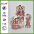 personalizados hechos a mano de resina figuras de los ángeles para la venta