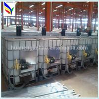 Sewage sludge treatment Dosing system foy water