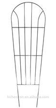 Beautiful Decorative Metal Wire Garden Trellis/Fence/Plant Support/Rankhilfe