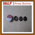 high quality clothes snap buttons,metal custom snap button