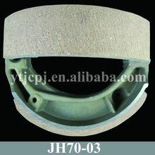 JH70 Jialing Motorcycle Parts Brake Shoe