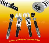 Coilover for bmw e46 318i 320i 323i 325i 328i 330i 99-05 mono-rs coilover suspension(Fits: BMW)