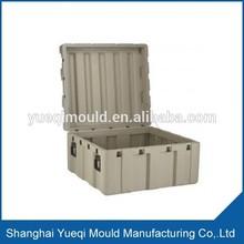 Customize Cast Aluminium Rotomolding Mould Tool Box