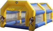 air tight inflatable baseball batting cage