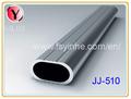 buen tratamiento de la superficie del tubo de aluminio para el armario