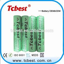 r6 um3-12S AA 1.5v dry cell battery for radio