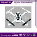 Neueste 6 achsen rc quadcopter spielzeug 2,4 ghz 4-kanal-quad hubschrauber spielzeug funksteuerung quadcopter zum verkauf