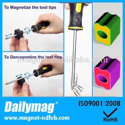Amazing Screwdriver Magnetizer Demagnetizer