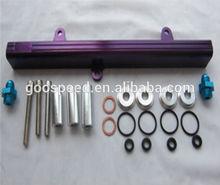 Auto parts fuel rail for Nissan S13,SR20 89-94 etc