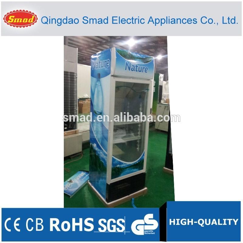 Commercial Beverage Refrigerator Glass Door 200 460l Commercial Refrigerator Glass Door Beverage Refrigerator