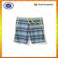 Personalizado estiramento Ripstop Poly Spandex Board curto / havaianas Board Shorts para homens