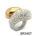 marquise diamond ouro dedo anéis twister