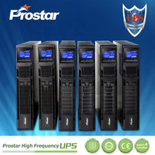 6kva Single in/out power frequency online rack mount UPS