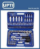 """108pcs 1/4"""" 1/2"""" Dr. Ratchet handle Socket Wrench Bit Set"""