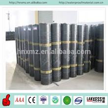 High quality SBS waterproof asphalt roll roofing