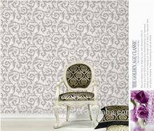 Bamboo Wallpaper/flower home interior wallpaper/wallpaper eco solvent