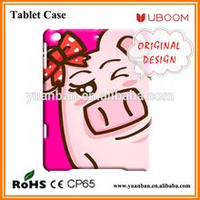 IMD case for ipad mini with cartoon design