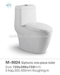 9024 Ceramic sanitary ware toilet modern design