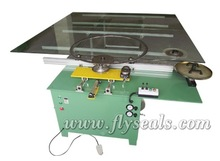 Semi-automatic Horizontal big size winding machine for spiral wound gasket