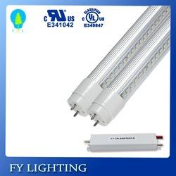 UL cUL CSA DLC approved 4 feet T8 LED Lighting copper refrigeration tube light 18W