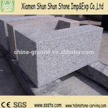 Popular Bush Hammered Granite G603 Quoin Corner
