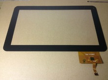 """Touch screen for China-Tablet PC 10,1"""" Tablet, (black, capacitive, 12 pin, (257*160 mm)) #WJ-DR10011/OPD-TPC0057 AD-C-100050-1"""