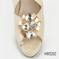 2014 The Most Fashion Decorative Rhinestone Shoe Buckles For Charming Ladies High Heel,Shoe Ornaments for Ladies