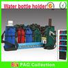 Best Design neoprene water bottle holder with shoulder strap