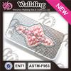 Custom design crystal case for iphone 3