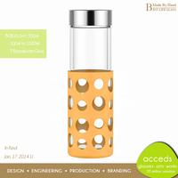 Novelty Designed Empty Drinking Bottles Glass