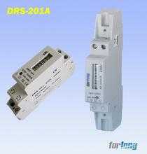 Single phase 18mm widith Analog display digital electric energy meter