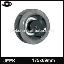 175mm 2000CFM EC centrifugal blower industrial fan