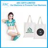 eco shopping bag recycle cheap custom cotton bag
