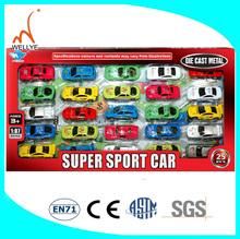 Cheaper 1/18 diecast model cars metal toy bus die cast mini car set toy Factory