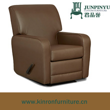 K-3551 upholstered leather recliner chairs/rocking chair for relax