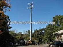 หอขั้วเสาอากาศสำหรับการสื่อสารโทรคมนาคม