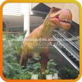 Rey de los dinosaurios escultura equipo de animales dinosaurio