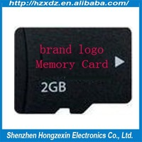 Taiwan tf sd card memory micro card 2gb Factory sell 2GB TF Card with high read speed