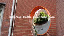 Outdoor Acrylic Reflective Convex Mirror 60cm