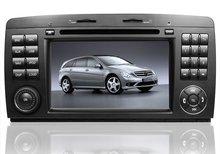ALEX HD in dash auto radio car gps for Mercedes Benz R class W251 (R280,R300,R320,R350,R500) with GPS DVD Radio Bluetooth iPod