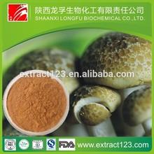 High quality shiitake mushroom mycelium extract
