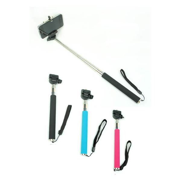 2014 selfie palo extensible de mano selfie stick monopod para ipad a la venta tr pode. Black Bedroom Furniture Sets. Home Design Ideas
