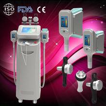 China CE approved non-surgical,Non-invasive RF cavitation Cryolipolysis vacuum machine lipo laser anti cellulite
