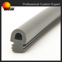 soft extrusion silicone rubber door gasket(sample for free)