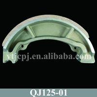 Qianjiang Motorcycle Parts QJ125 Brake Shoe