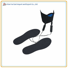 For Dry Shoes And Warm Feet Heated Shoes Insoles