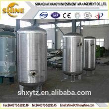 Chemical pressure vessel stainless steel tank water jacket