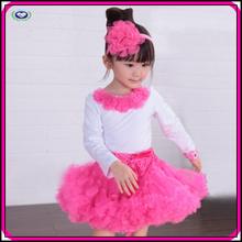 New design tutu dress kids girls cute red cheap beautiful ballet tutu dress