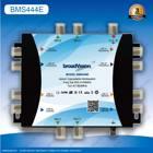 Widely used digital TV cascadebale 4x4x4 satellite multiswitch